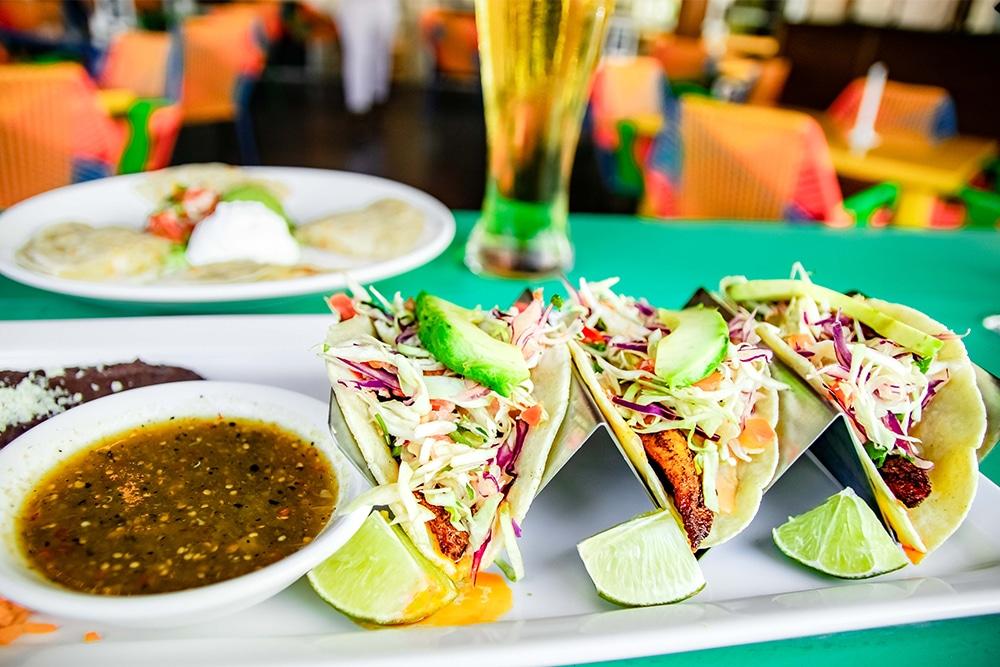 Mexican Tacos - El Rincon