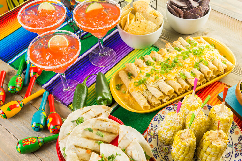authentic Mexican food recipes