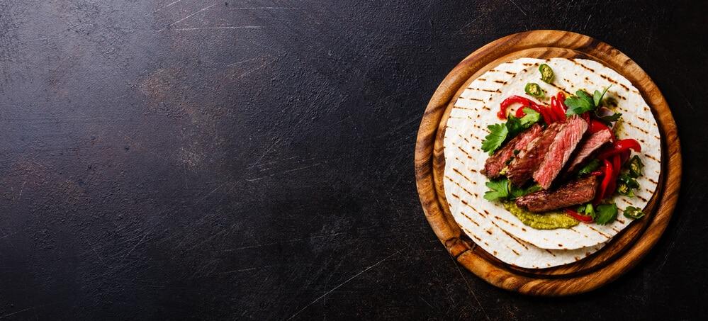 mexican dishes- El Rincon