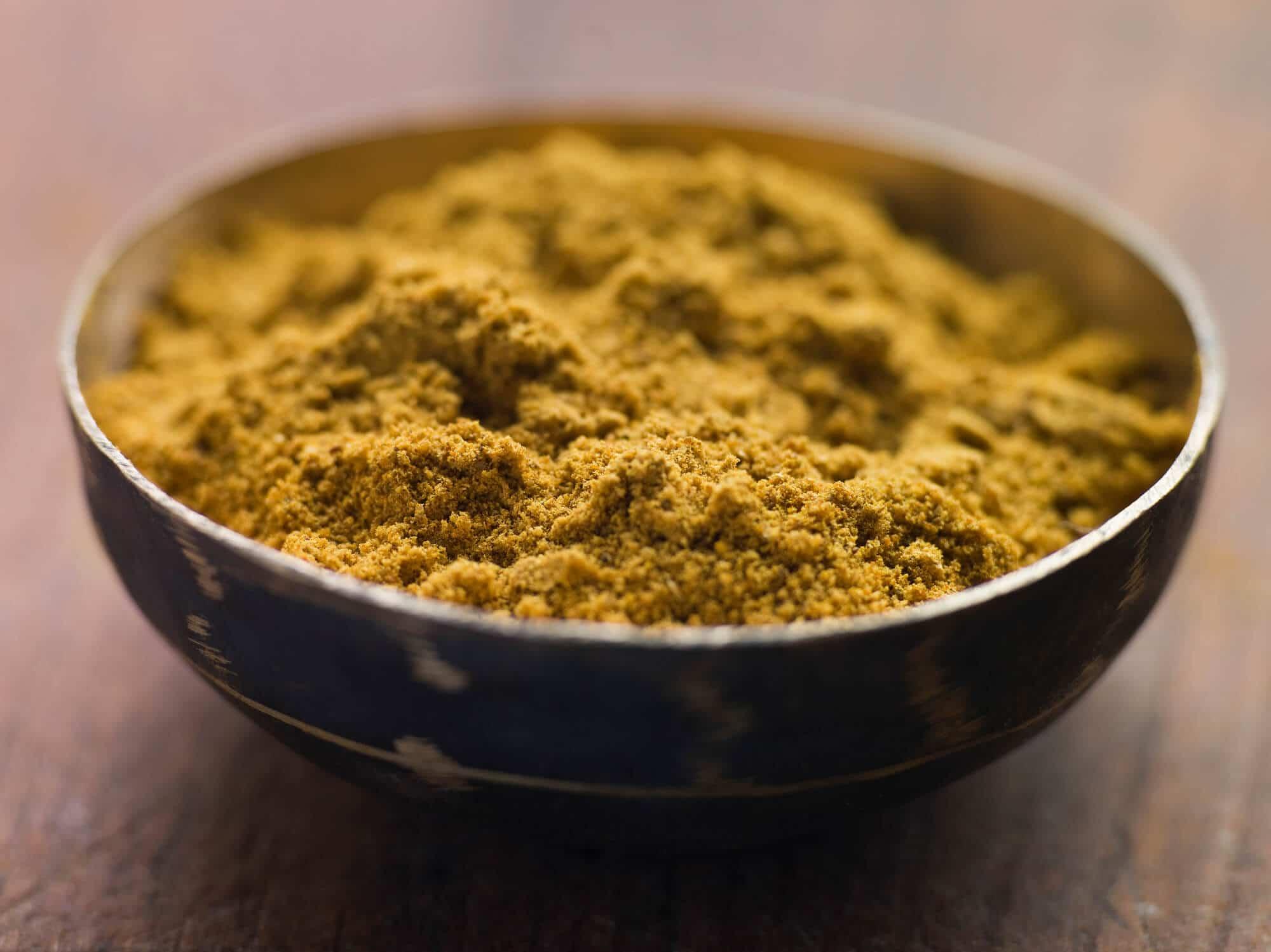 bowl of cumin - El Rincon