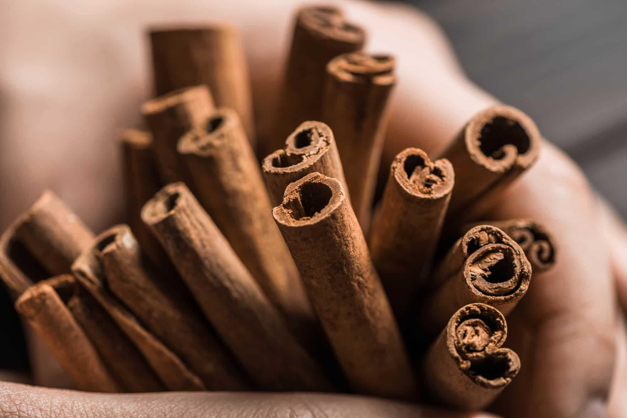 cinnamon rolls - El Rincon