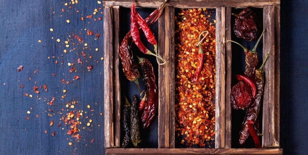 spice in Mexican food - El Rincon