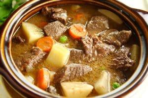 Beef stew-EL Rincon.com
