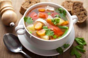 Chicken soup- ElRincon.com