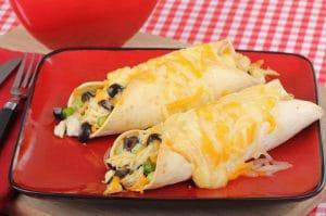 Chicken Enchilada-Elrincontx.com