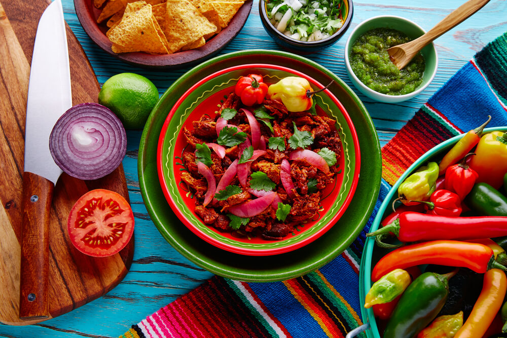 American Mexican Food