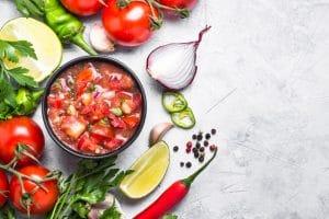 American-Mexican Salsa